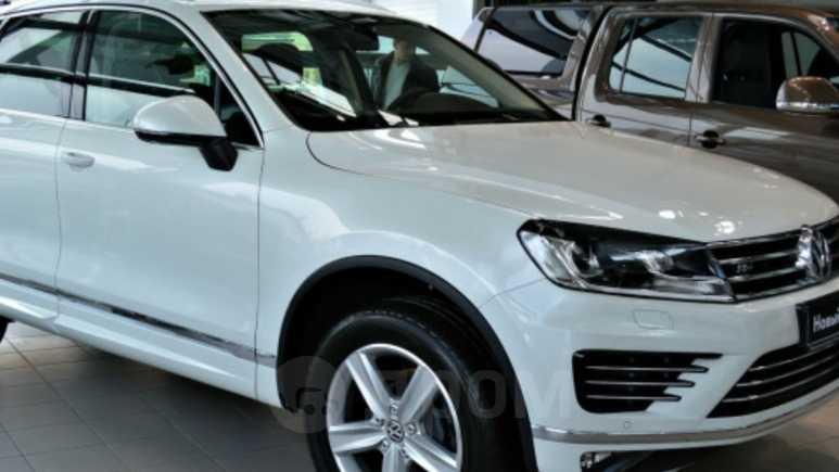 Volkswagen Touareg, 2018 год, 2 989 000 руб.