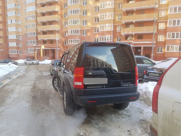 Land Rover Discovery, 2005 год, 575 000 руб.