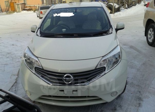 Nissan Note, 2013 год, 415 000 руб.