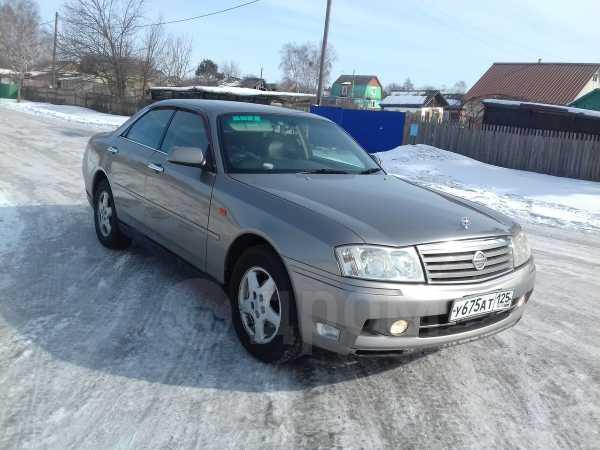 Nissan Gloria, 2002 год, 270 000 руб.
