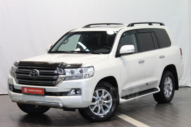 Toyota Land Cruiser, 2015 год, 4 150 000 руб.
