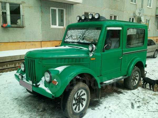 ГАЗ 69, 1969 год, 100 000 руб.