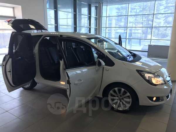 Opel Meriva, 2014 год, 649 000 руб.