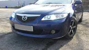 Новороссийск Mazda6 2004