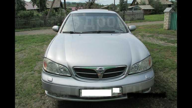 Nissan Maxima, 2001 год, 320 000 руб.