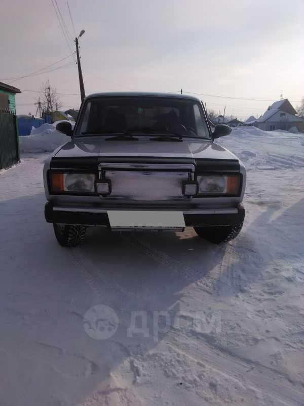 Лада 2107, 2011 год, 148 000 руб.