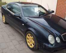 Mercedes-Benz CLK-класс, 1998 г., Омск