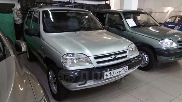 Chevrolet Niva, 2005 год, 198 000 руб.