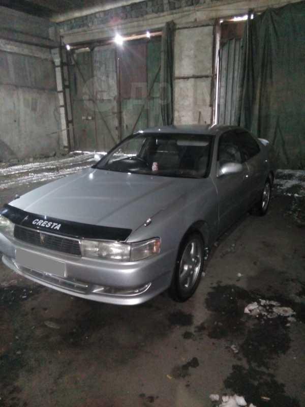 Toyota Cresta, 1996 год, 185 000 руб.