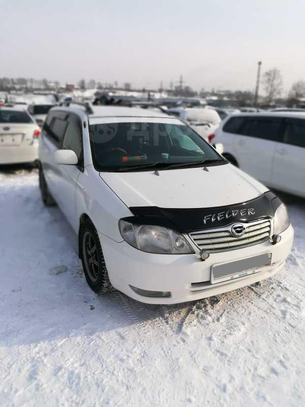 Toyota Corolla Fielder, 2001 год, 330 000 руб.