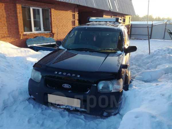 Ford Escape, 2000 год, 255 000 руб.