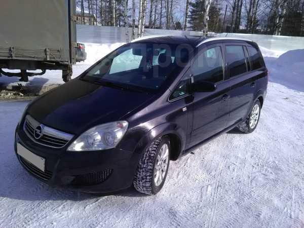 Opel Zafira, 2008 год, 385 000 руб.