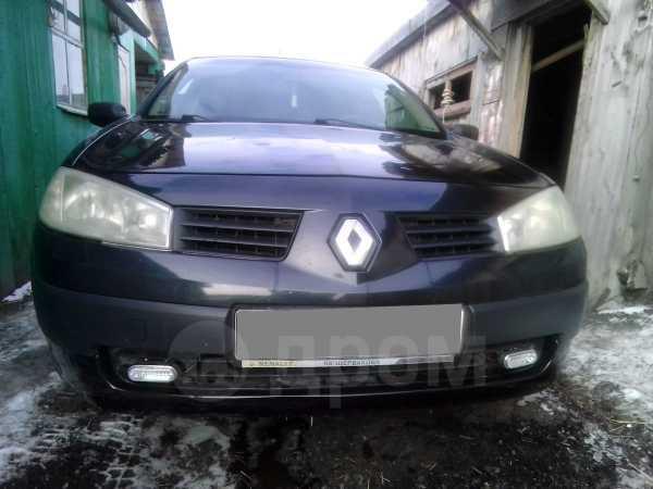 Renault Megane, 2005 год, 230 000 руб.