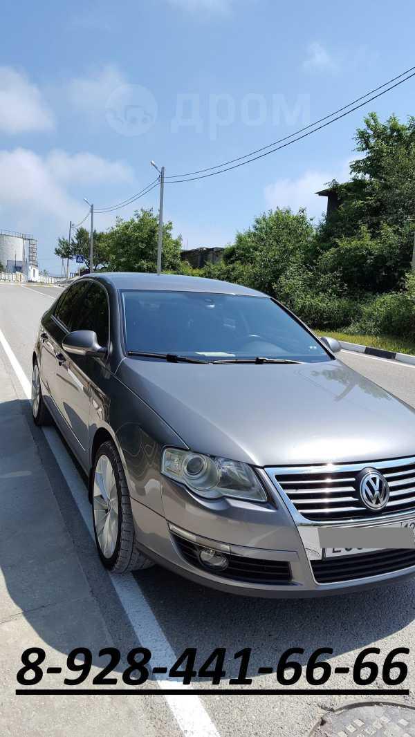 Volkswagen Passat, 2008 год, 540 000 руб.