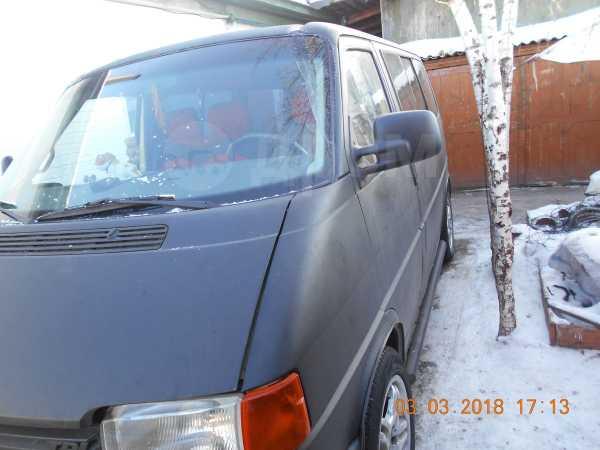 Volkswagen Transporter, 1997 год, 270 000 руб.
