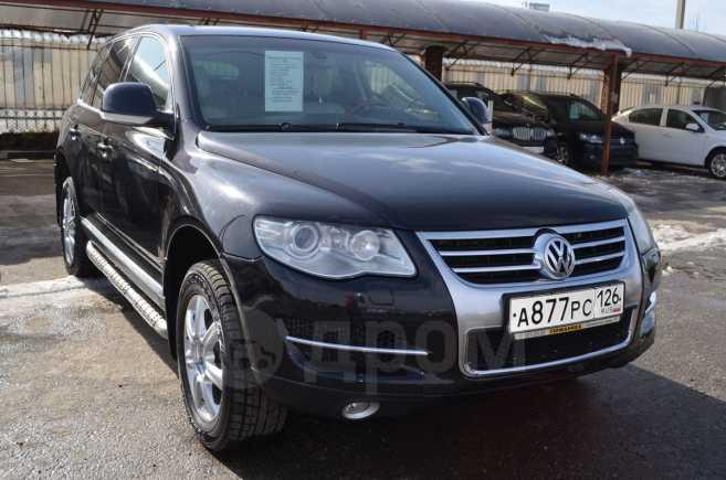 Volkswagen Touareg, 2007 год, 830 000 руб.