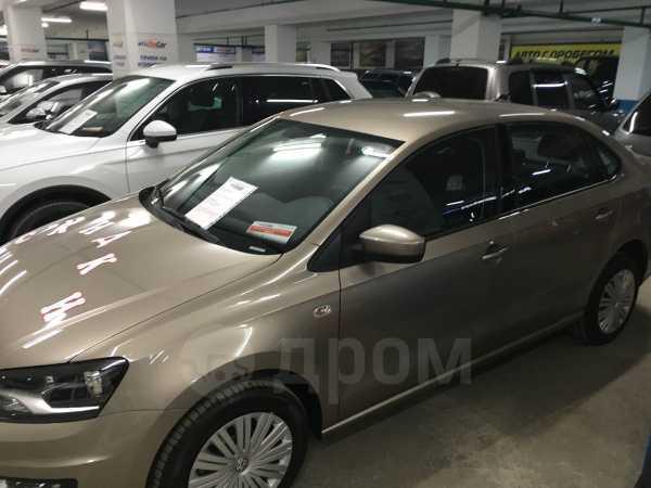 Volkswagen Polo, 2018 год, 836 480 руб.