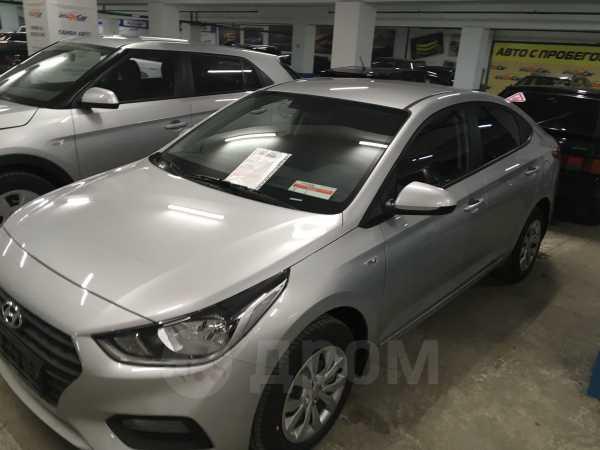 Hyundai Solaris, 2018 год, 856 900 руб.