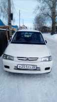 Mazda Demio, 1999 год, 160 000 руб.