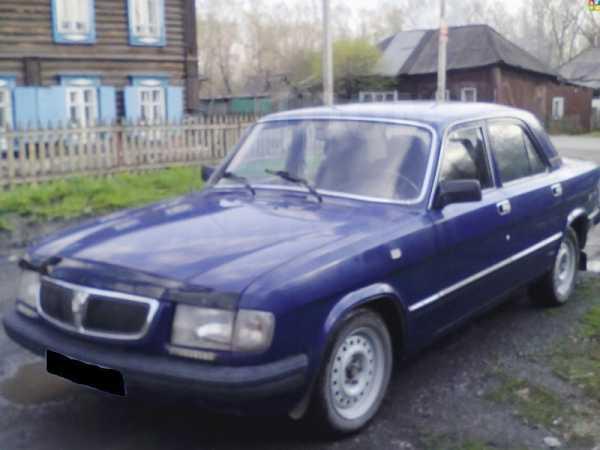 ГАЗ 3110 Волга, 1998 год, 45 000 руб.