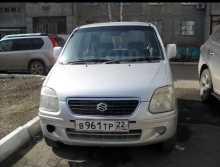 Suzuki Wagon R, 2000 г., Барнаул