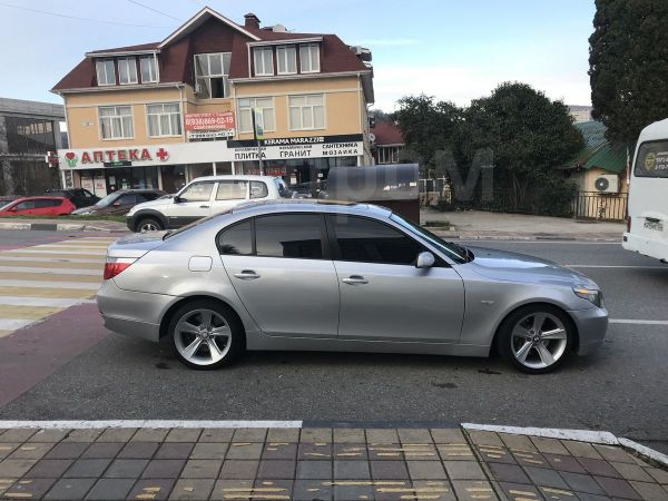 BMW 5-Series, 2005 год, 480 000 руб.