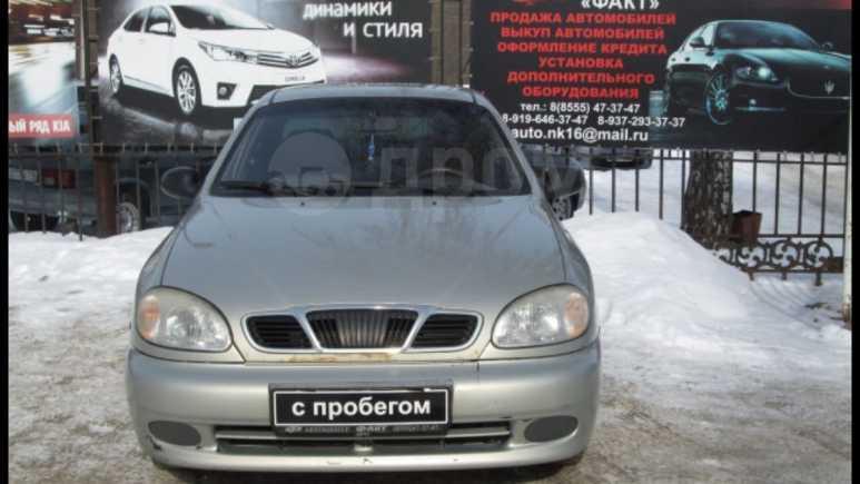 Chevrolet Lanos, 2007 год, 97 000 руб.