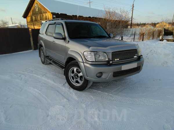 Toyota Sequoia, 2001 год, 950 000 руб.
