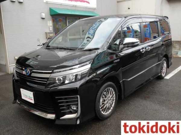 Toyota Voxy, 2015 год, 1 400 000 руб.