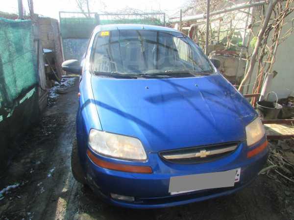 Chevrolet Aveo, 2004 год, 245 000 руб.