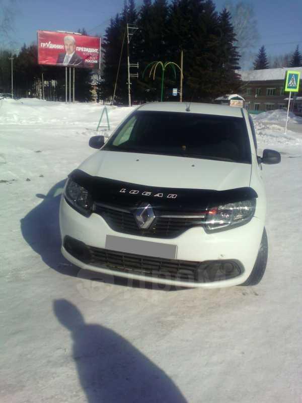 Renault Logan, 2014 год, 350 000 руб.