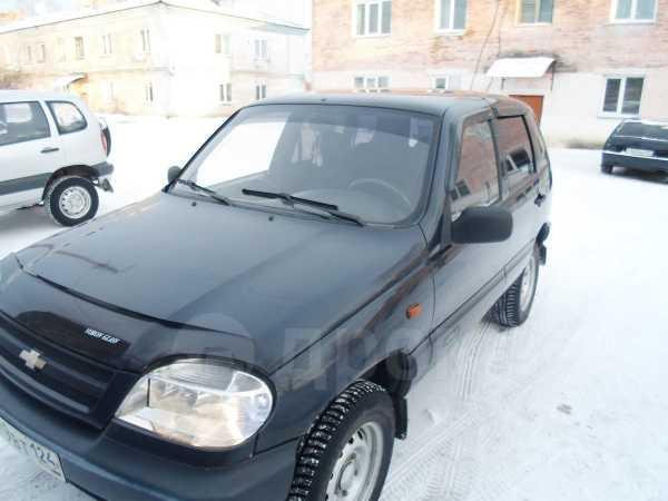 Chevrolet Niva, 2006 год, 237 000 руб.