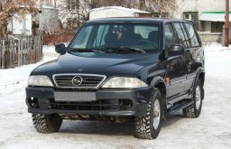 SsangYong Musso, 2003 г., Тюмень