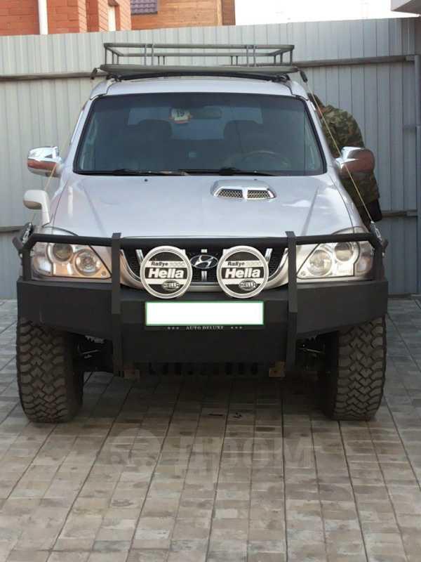 Hyundai Terracan, 2001 год, 410 000 руб.