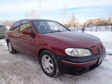 Nissan Sunny, 2002 г., Челябинск