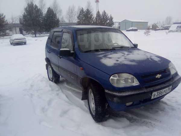 Chevrolet Niva, 2007 год, 175 000 руб.