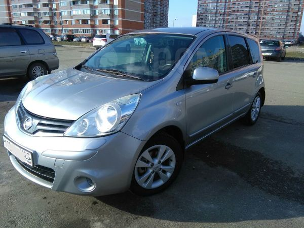 Nissan Note, 2010 год, 460 000 руб.