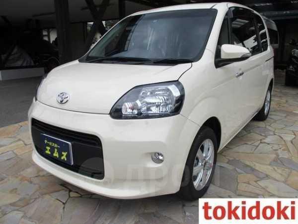 Toyota Porte, 2015 год, 550 000 руб.