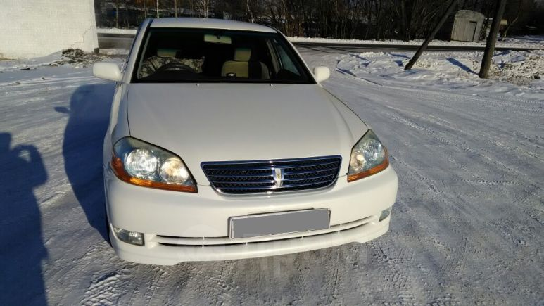 Toyota Mark II, 2003 год, 470 000 руб.