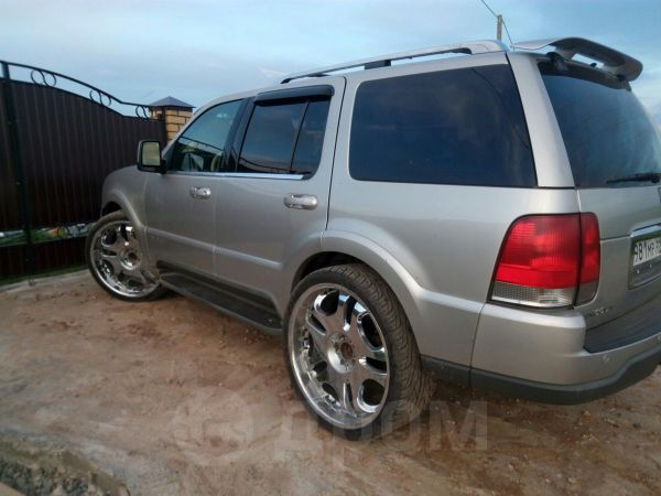 Lincoln Aviator, 2004 год, 495 000 руб.