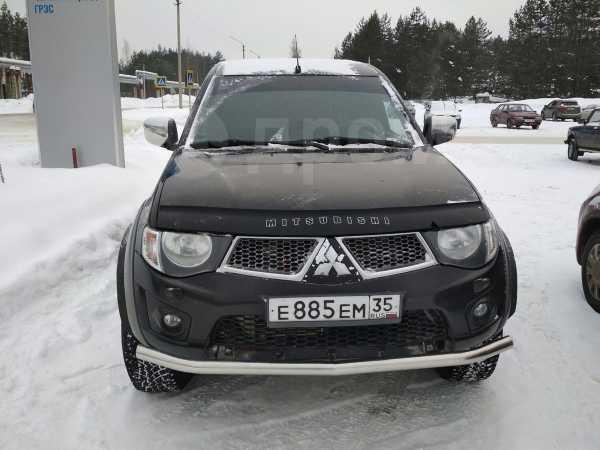 Mitsubishi L200, 2013 год, 980 000 руб.