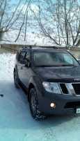 Nissan Pathfinder, 2012 год, 1 185 000 руб.