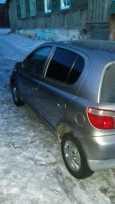 Toyota Vitz, 2001 год, 260 000 руб.