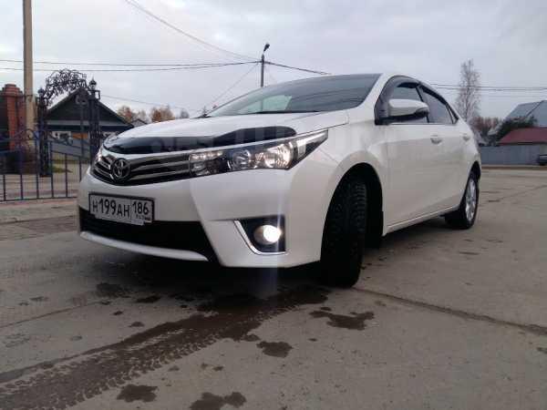 Toyota Corolla, 2013 год, 880 000 руб.