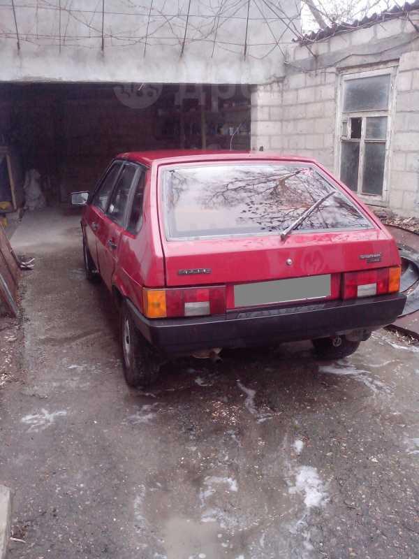 Лада 2109, 1993 год, 55 000 руб.