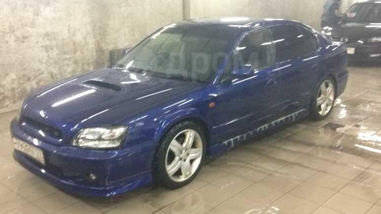 Subaru Legacy B4, 2001 год, 310 000 руб.