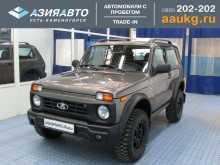 Барнаул 4x4 Бронто 2018