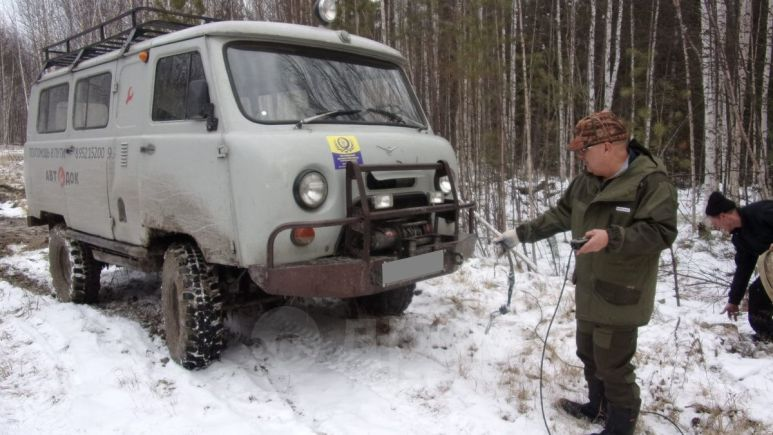 УАЗ Буханка, 1994 год, 250 000 руб.