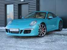 Porsche 911, 2013 г., Москва