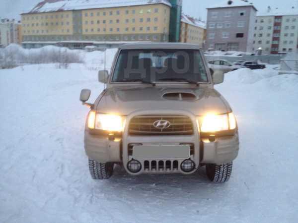 Hyundai Galloper, 2000 год, 350 000 руб.
